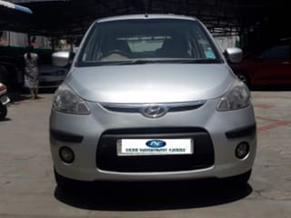 2010 Hyundai i10 Sportz AT