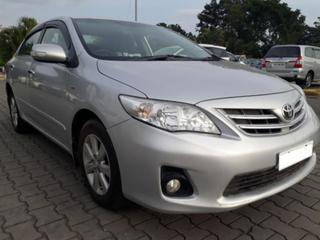 2013 Toyota Corolla Altis G MT