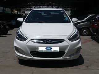 2014 Hyundai Verna 1.6 CRDi AT SX