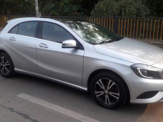2015 Mercedes-Benz A Class A200 CDI Sport