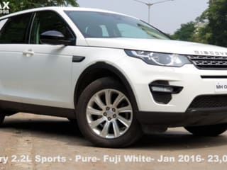 2016 Land Rover Discovery Sport TD4 Pure
