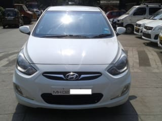 2012 Hyundai Verna CRDi 1.6 AT SX Plus