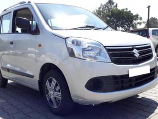 2012 Maruti Wagon R LXI DUO BS IV