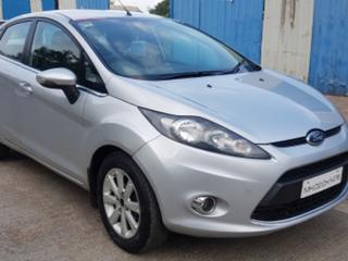 2012 Ford Fiesta Petrol Titanium Plus