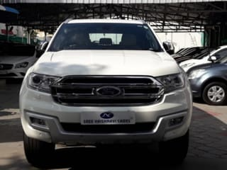 2016 Ford Endeavour 3.0L 4X4 AT