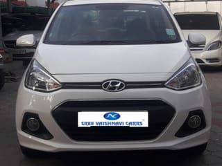2016 Hyundai Xcent 1.2 Kappa SX