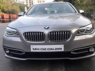 2014 BMW 5 Series 2013-2017 520d Modern Line