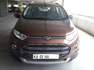 2017 Ford EcoSport 1.5 Ti VCT AT Signature