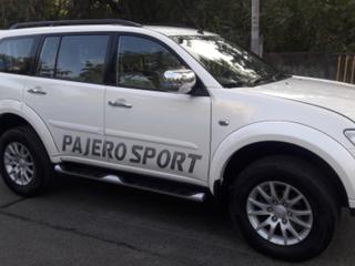 2015 Mitsubishi Pajero Sport 4X2 AT
