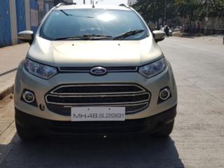 2013 Ford EcoSport 1.5 Diesel Titanium Plus