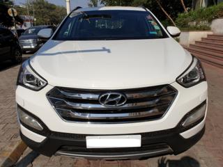 2016 Hyundai Santa Fe 4WD AT