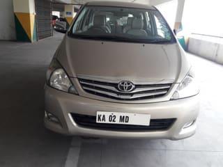 2009 Toyota Innova 2.5 VX (Diesel) 7 Seater