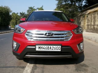 2017 Hyundai Creta 1.6 CRDi AT SX Plus