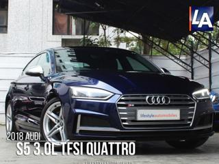 2018 Audi S5 3.0 TFSIq Tiptronic