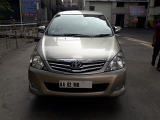 Used Toyota Innova In Bangalore 93 Second Hand Cars For Sale With
