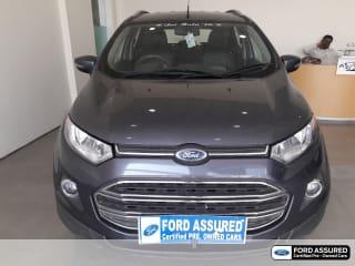 2015 Ford EcoSport 1.5 Diesel Titanium