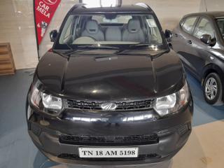 2017 Mahindra KUV 100 mFALCON D75 K4