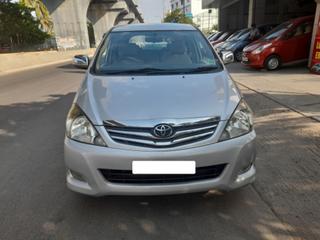 2010 Toyota Innova 2.5 V Diesel 8-seater