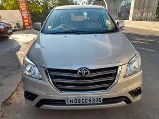 2016 Toyota Innova 2.5 GX (Diesel) 8 Seater BS IV