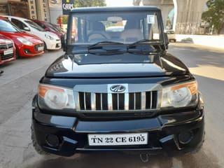 2012 మహీంద్రా బోరోరో ZLX