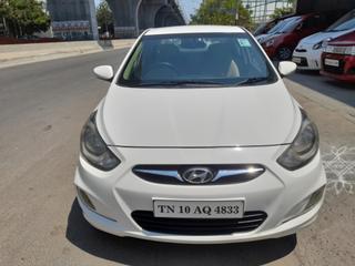 2014 ಹುಂಡೈ ವೆರ್ನಾ 1.6 ಎಸ್ಎಕ್ಸ್ VTVT AT
