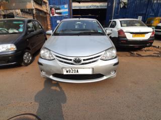 2014 Toyota Etios Liva G
