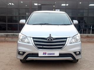 2014 ಟೊಯೋಟಾ ಇನೋವಾ 2.5 ವಿಎಕ್ಸ್ (ಡೀಸಲ್) 7 Seater BS IV