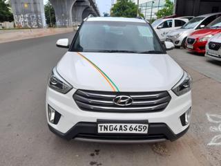 2017 Hyundai Creta 1.6 VTVT SX Plus