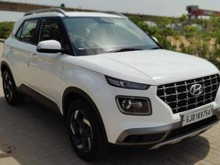 Hyundai Venue SX Turbo BSIV