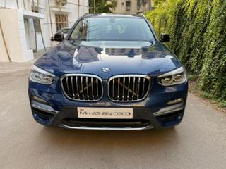 2018 BMW X3 xDrive 30i Luxury Line