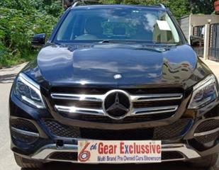2015 Mercedes-Benz GLE 250d