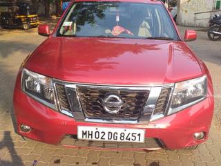 2013 Nissan Terrano XL P