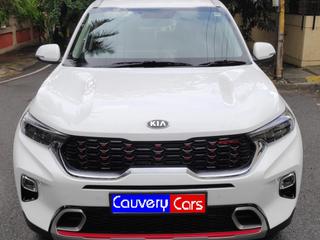 Kia Sonet 1.5 GTX Plus Diesel
