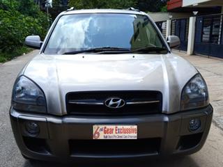2005 Hyundai Tucson CRDi