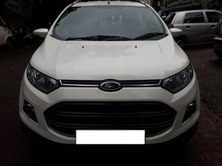 2014 Ford Ecosport 1.5 Ti VCT AT Titanium