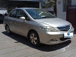 Honda City GXi