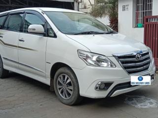Toyota Innova 2.5 VX (Diesel) 7 Seater