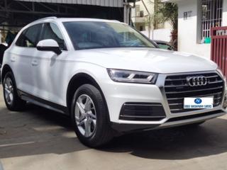 Audi Q5 40 TDI Technology