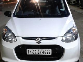 2013 Maruti Alto 800 VXI Airbag