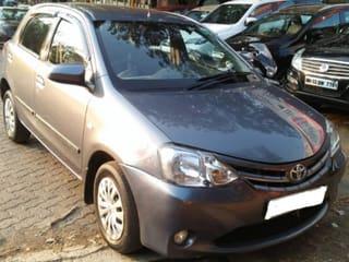 2014 Toyota Etios Liva 1.2 G