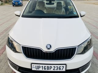 2017 Skoda Rapid 1.6 MPI AT Style BSIV