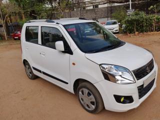 2016 Maruti Wagon R VXI AMT