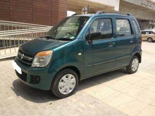 2007 Maruti Wagon R AX Minor