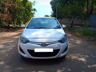 2014 Hyundai i20 Magna Optional 1.4 CRDi