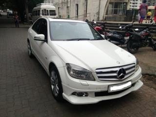 2010 Mercedes-Benz New C-Class C 200 CGI Elegance