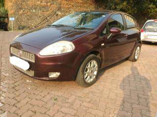 2011 Fiat Grande Punto 1.4 Emotion Pack