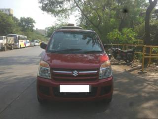 2009 Maruti Wagon R LXI BSII