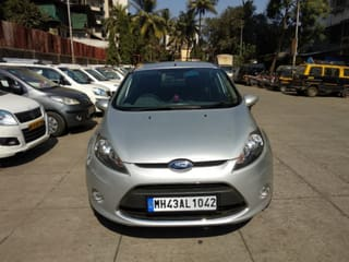 2012 Ford Fiesta AT Titanium Plus