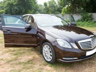 2011 Mercedes-Benz E-Class E250 CDI Blue Efficiency
