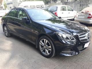 2014 Mercedes-Benz E-Class E250 CDI Avantgrade